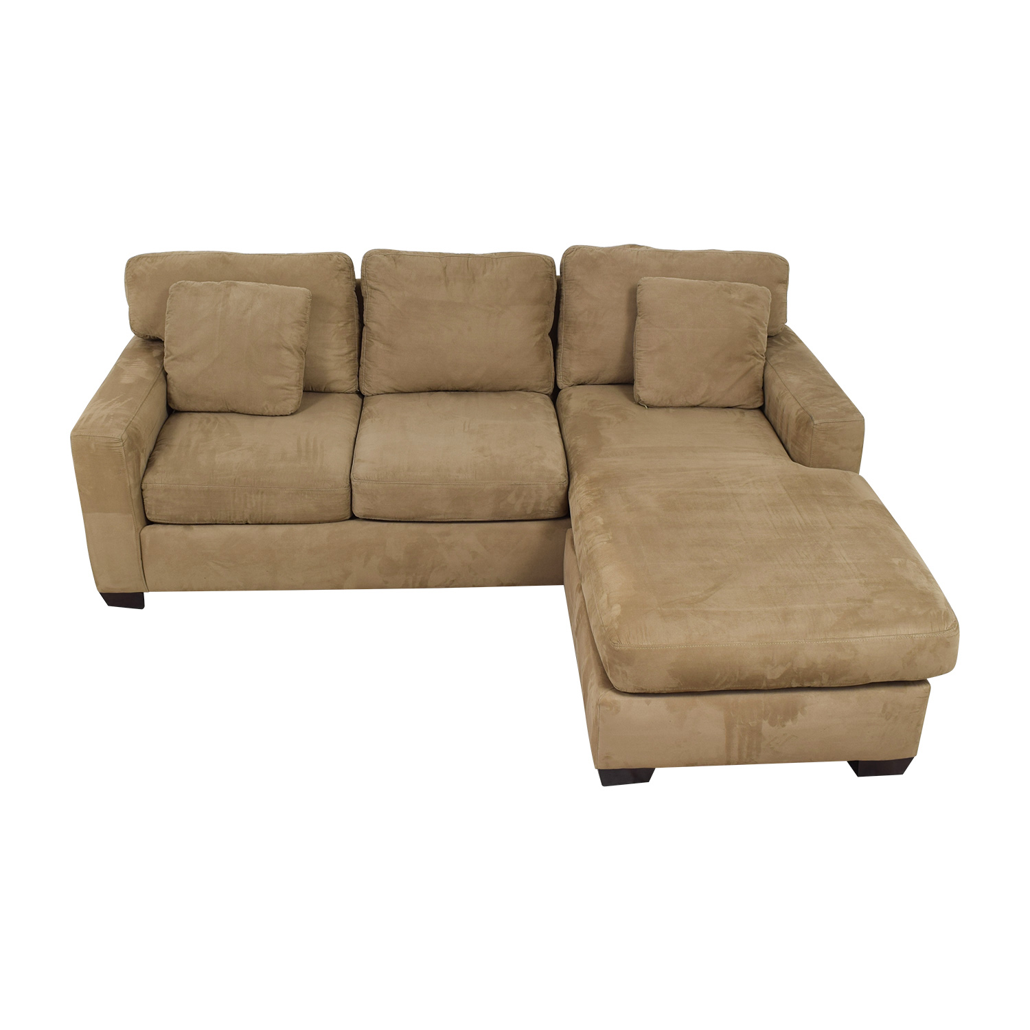 buy Better By Design Beige Chaise Sectional Better By Design