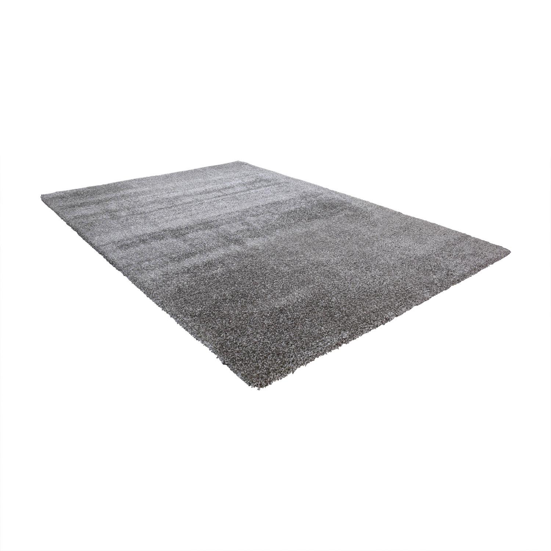 Safavieh Safavieh Milan Grey Shag Rug discount