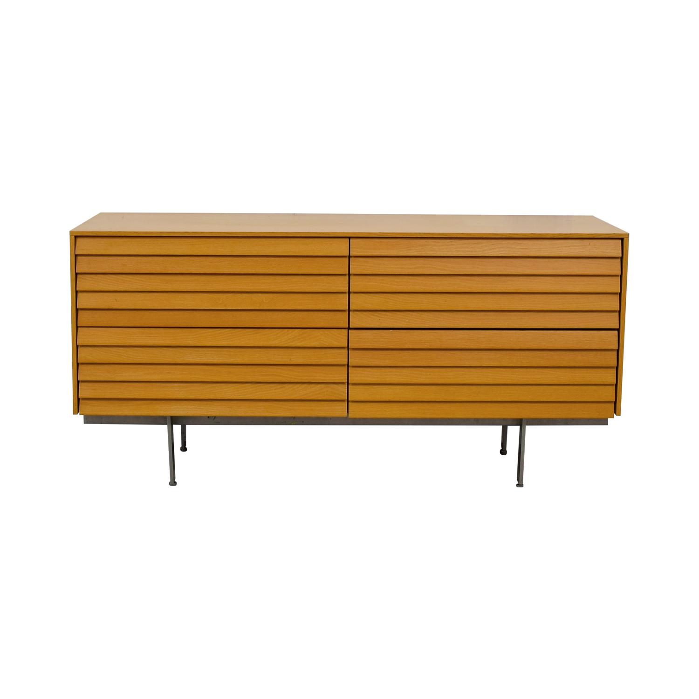 Design Within Reach Design Within Reach Sussex Four-Drawer Dresser dimensions