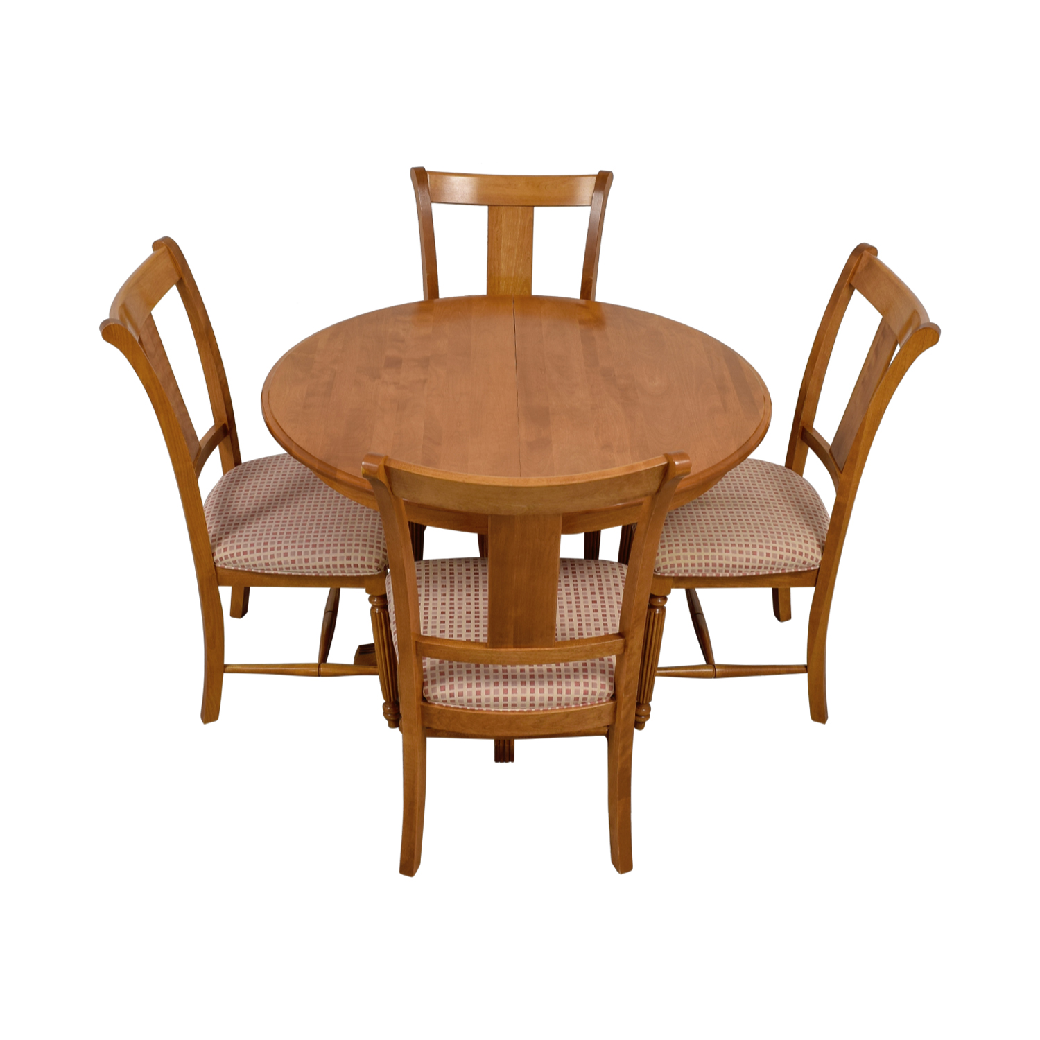 Thomasville Thomasville Wood Extendable Dining Set Tables