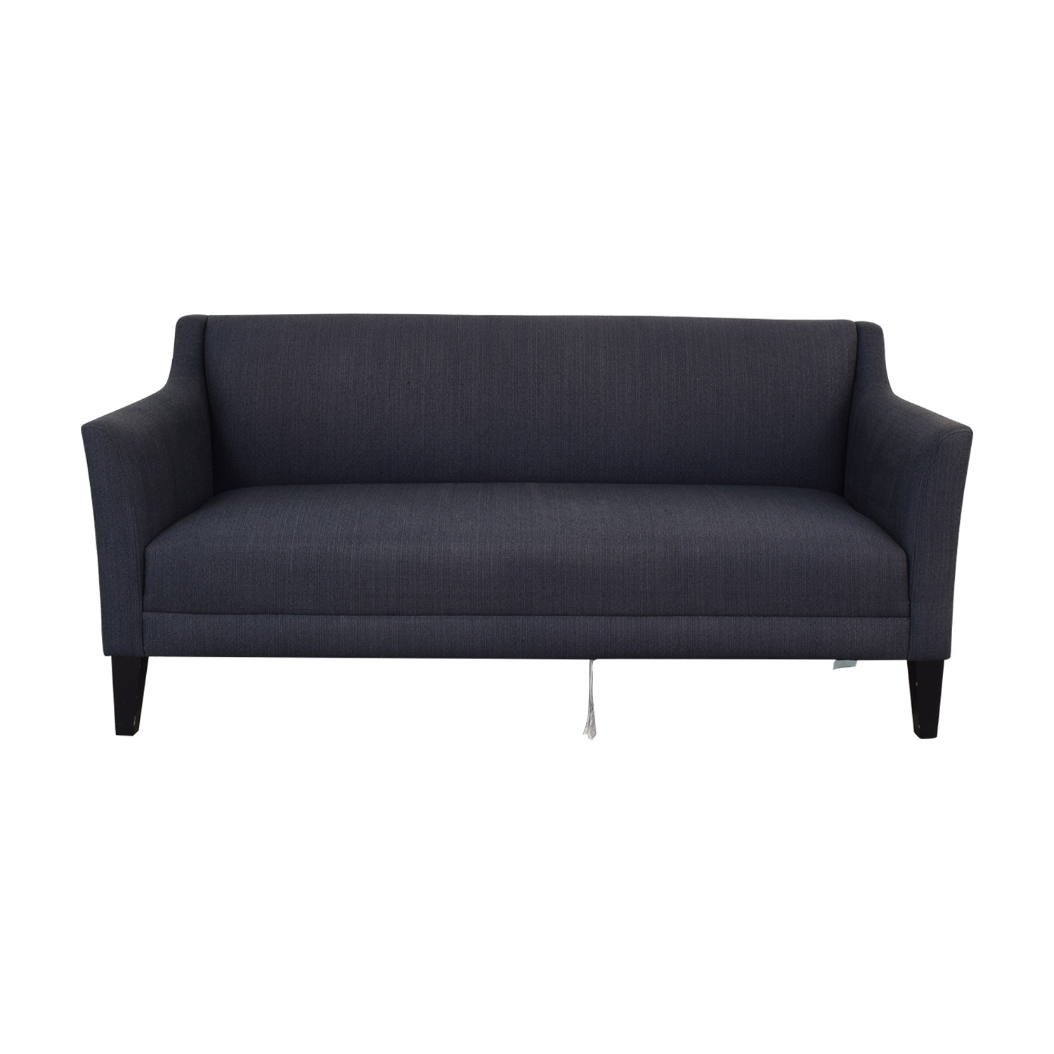 Crate & Barrel Crate & Barrel Margot II Blue Sofa coupon