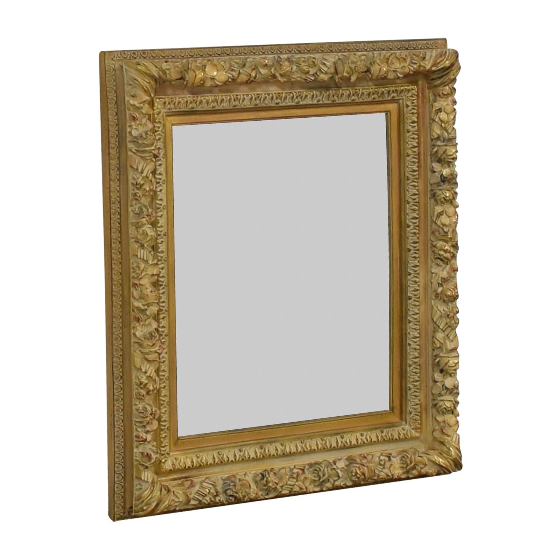 Bombay Home Decor Bombay Home Decor Gold Framed  Wall Mirror nj