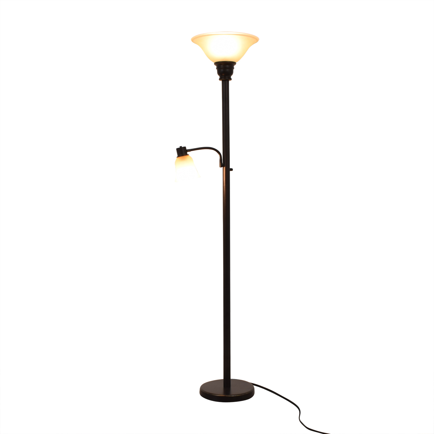 buy  Torchiere Double Standing Lamp online
