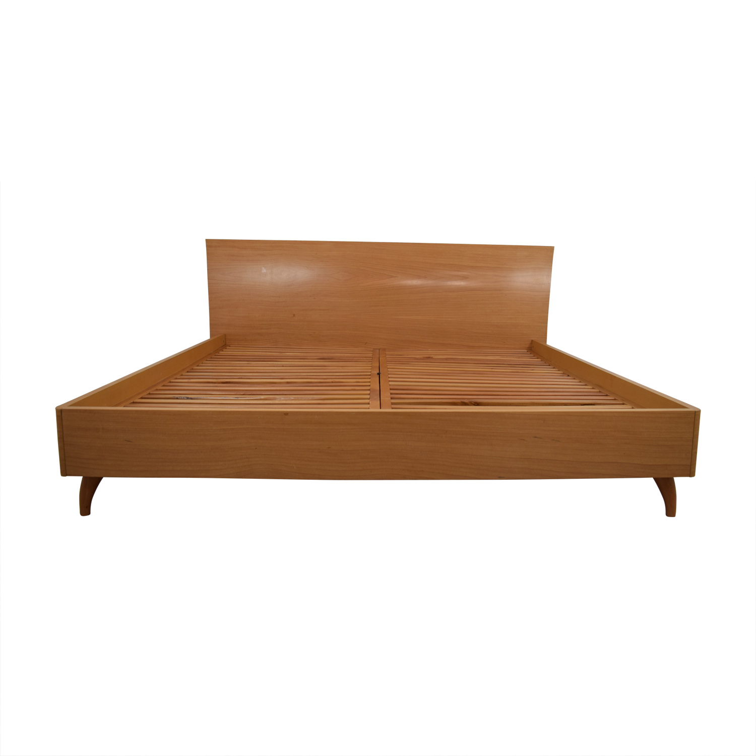 Maurice Villency Maurice Villency Rapsody King Platform Bed Frame coupon