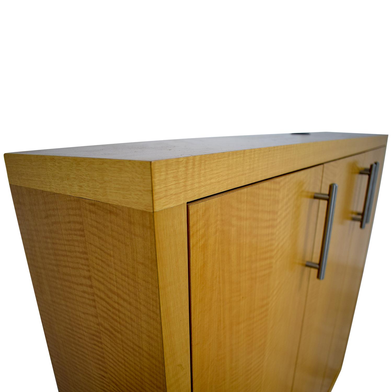 MDC International MDC International Rapsody Wood Cabinet Media Units