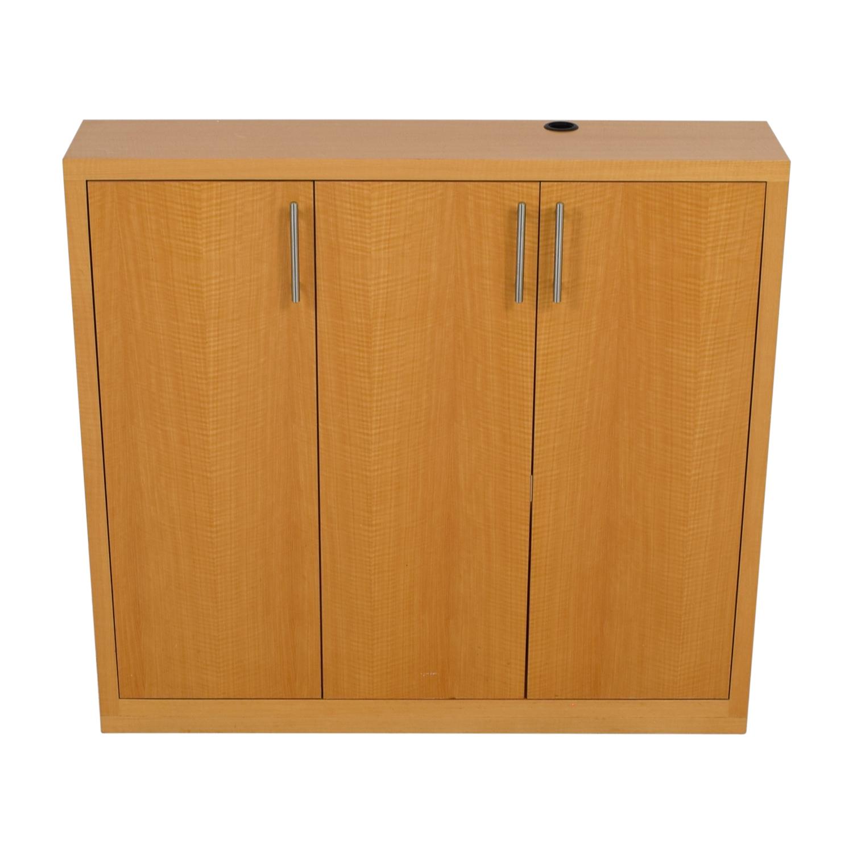 MDC International MDC International Rapsody Wood Cabinet Storage