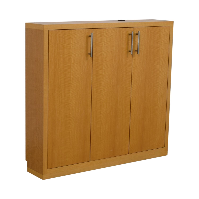 MDC International Rapsody Wood Cabinet / Media Units