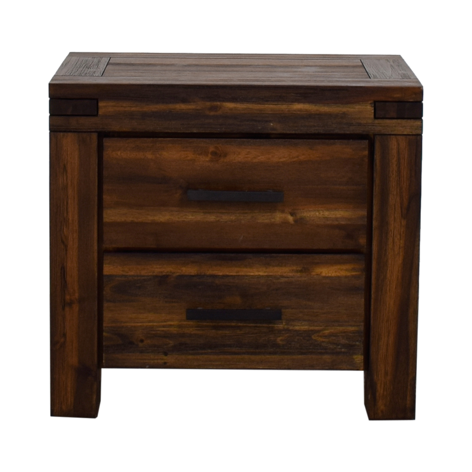 shop Macy's Avondale Two-Drawer Night Table Macy's