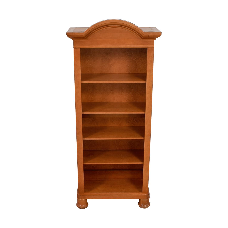 shop Bonavita Wood Bookcase Bonavita