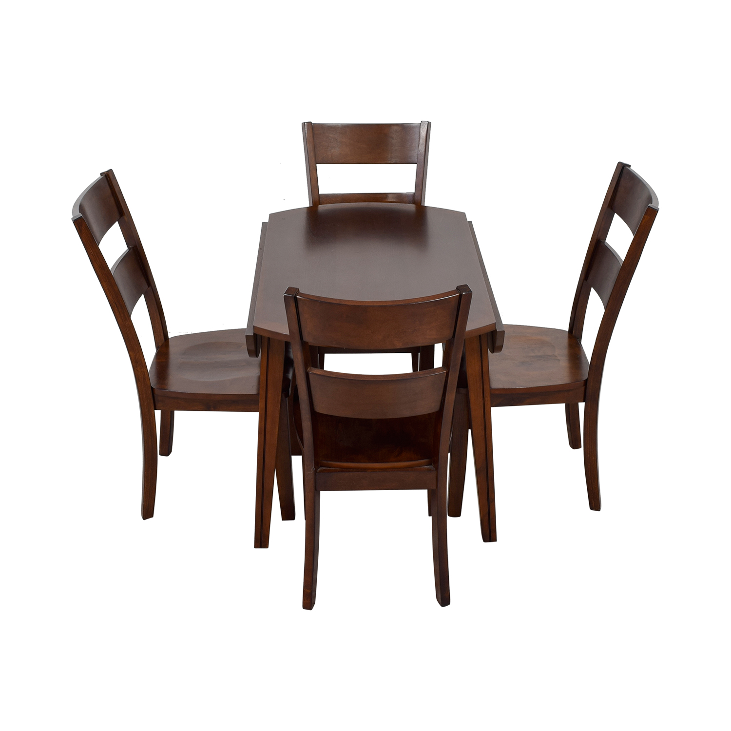 Merveilleux Bobu0027s Furniture Drop Leaf Dining Set Bobu0027s Furniture