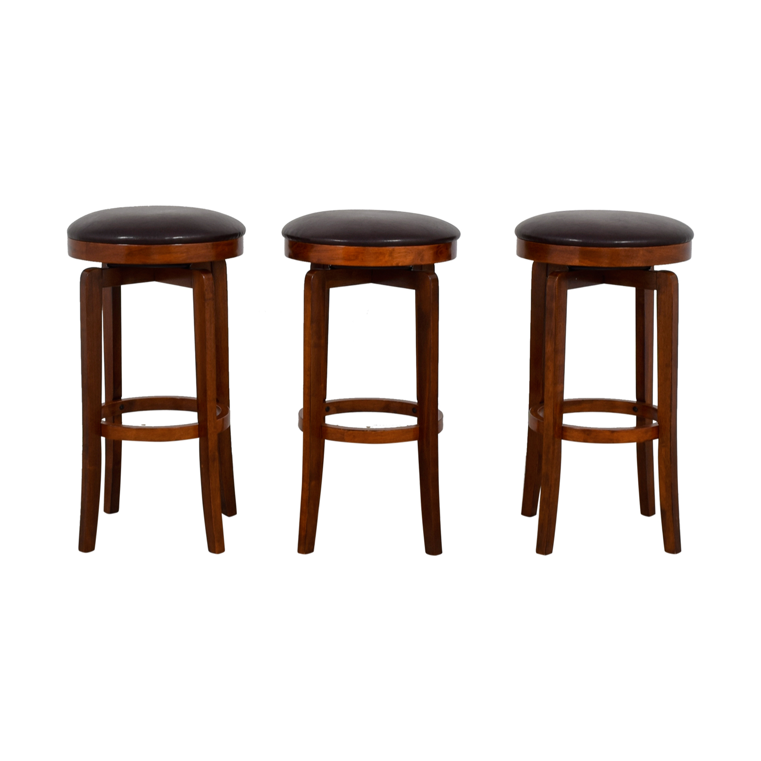 Bob's Furniture Bob's Furniture Brown Stools price