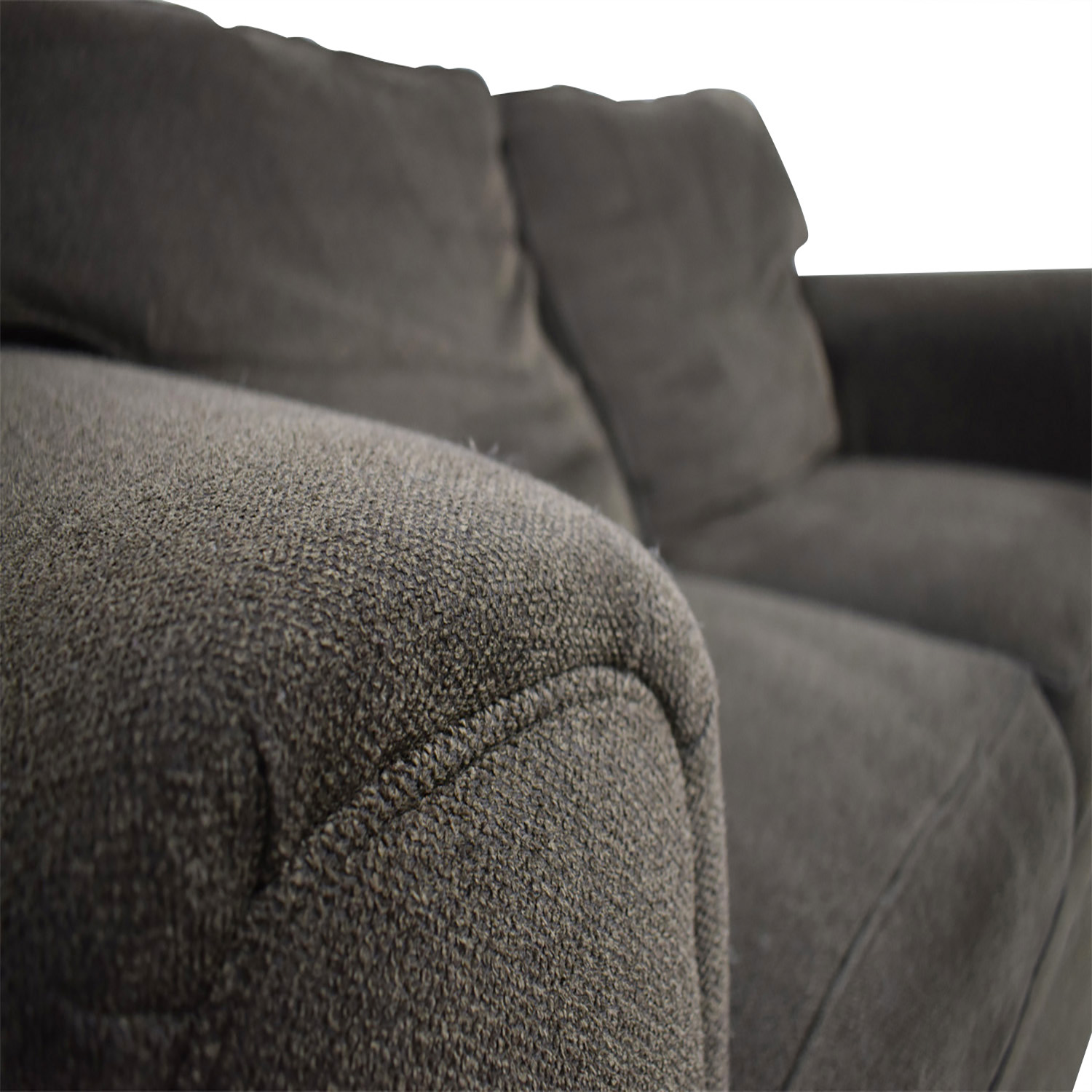 shop Broyhill Broyhill Brown Loveseat online