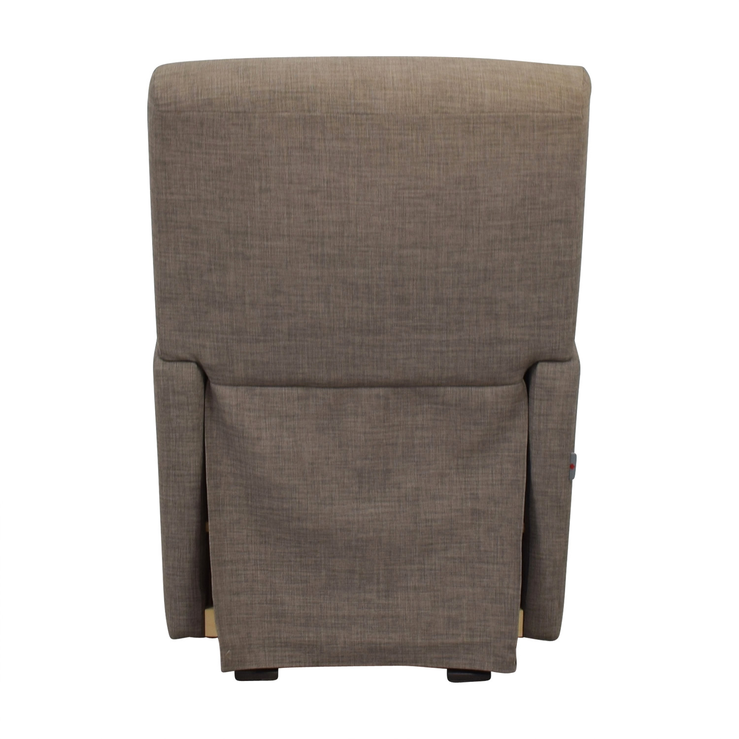 Dutailier Dutailier Grey Glider Reclining Chair second hand