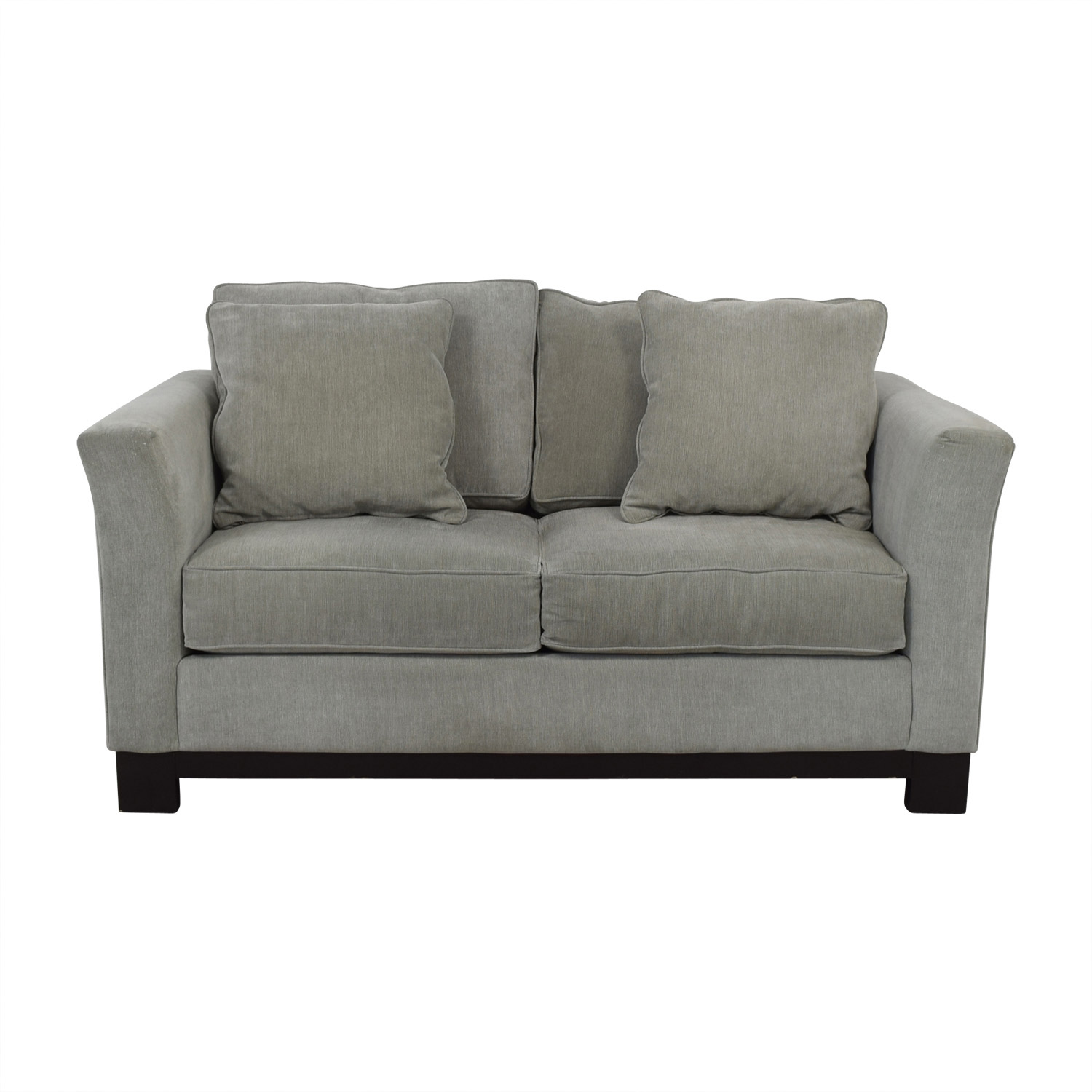 buy Macy's Macy's Light Blue Loveseat online