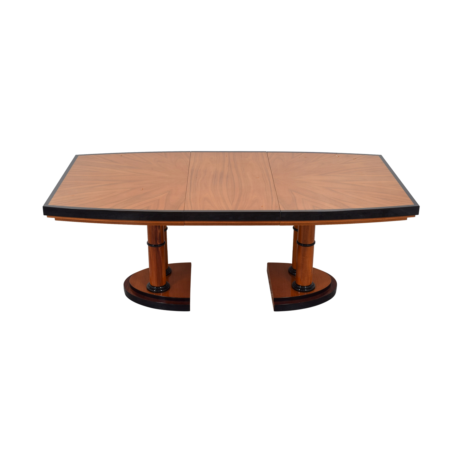 Manhattan Cabinetry Manhattan Cabinetry Custom Expandable Dining Table second hand