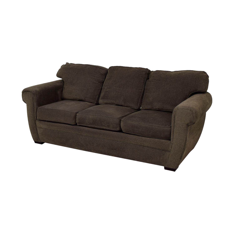 Cool 82 Off Broyhill Furniture Broyhill Brown Sofa Sofas Evergreenethics Interior Chair Design Evergreenethicsorg