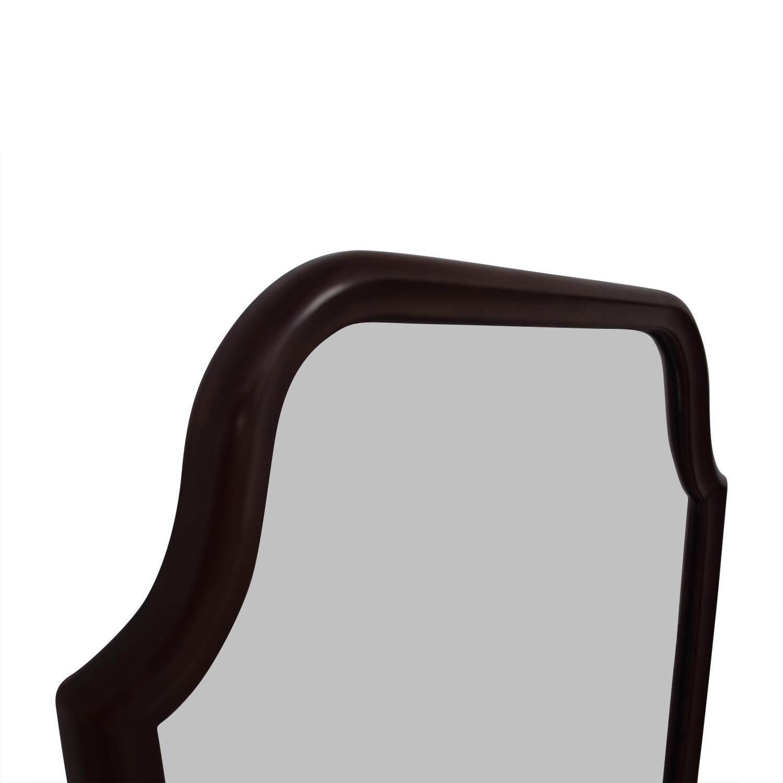 Davis Cabinet Company Davis Cabinet Company Wood Frame Mirror