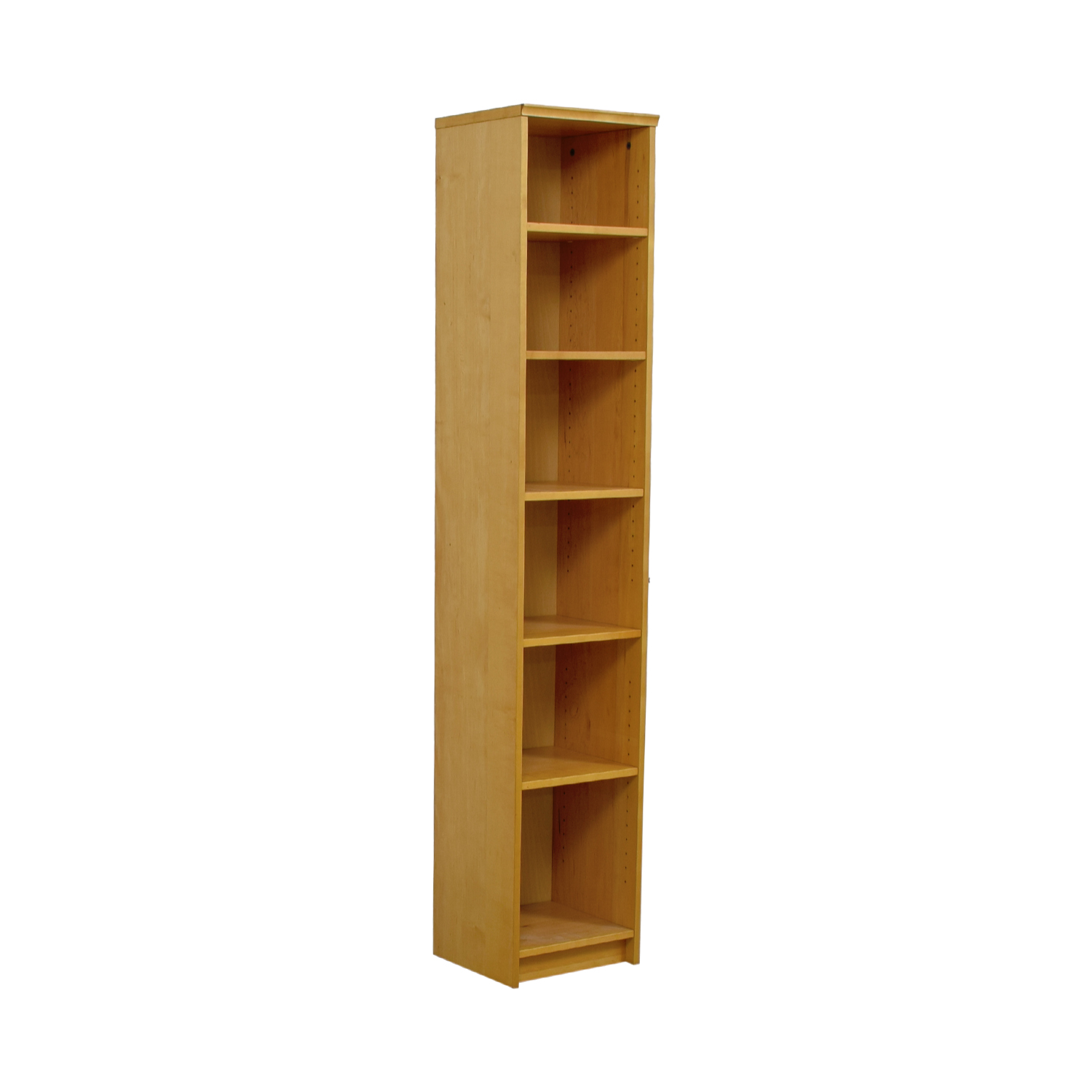 Tall Wood Bookshelf discount