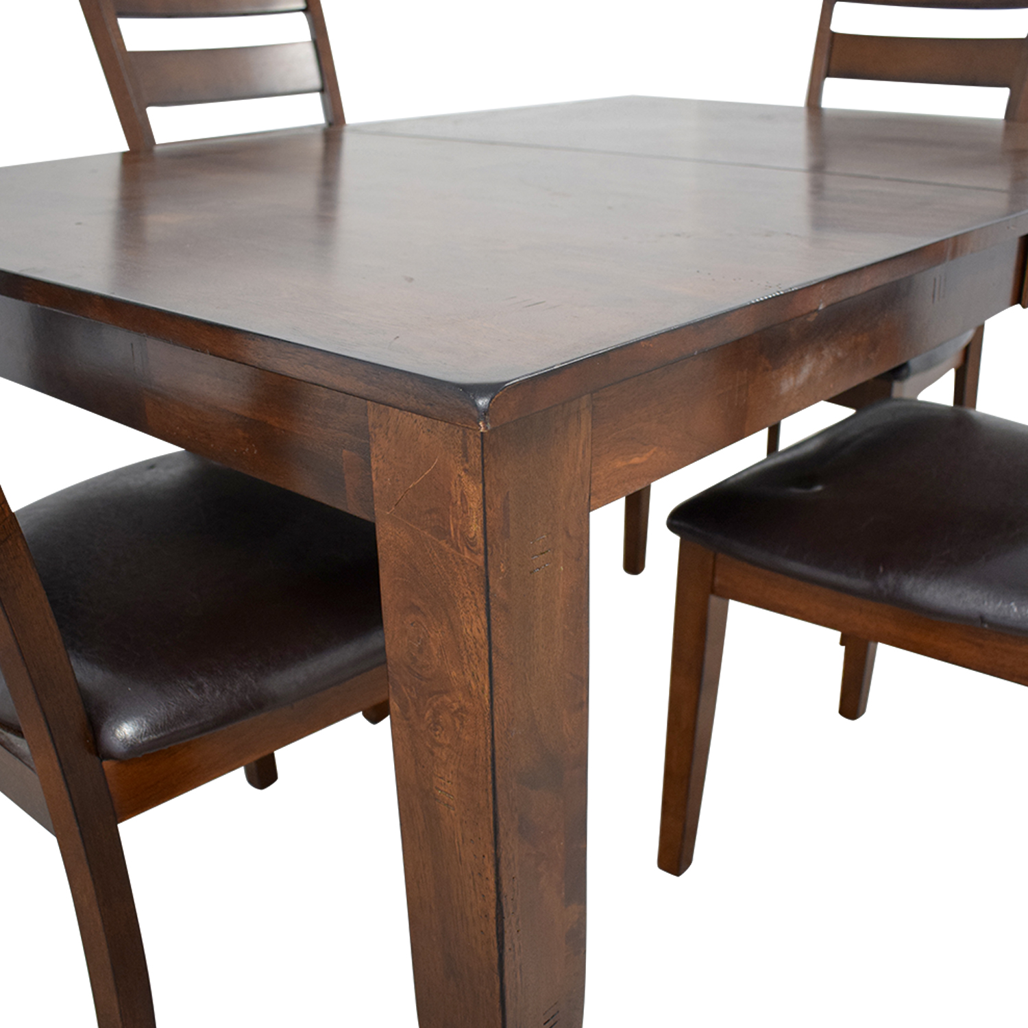 buy Raymour & Flanigan Raymour & Flanigan Wood Extendable Kitchen Dining Set online