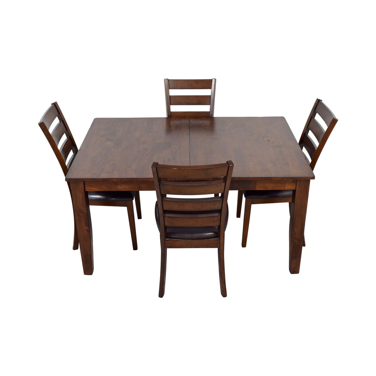 Beau Buy Raymour U0026 Flanigan Wood Extendable Kitchen Dining Set Raymour U0026  Flanigan Dining Sets