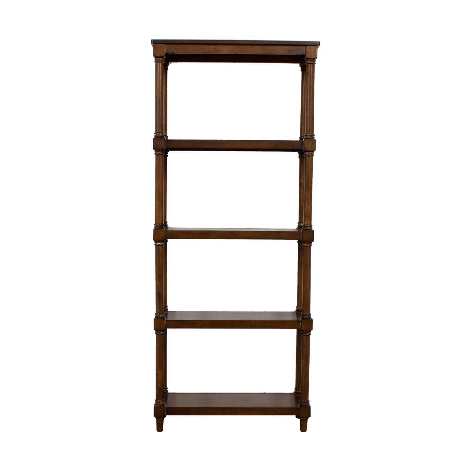 Raymour & Flanigan Wood Bookshelf / Storage