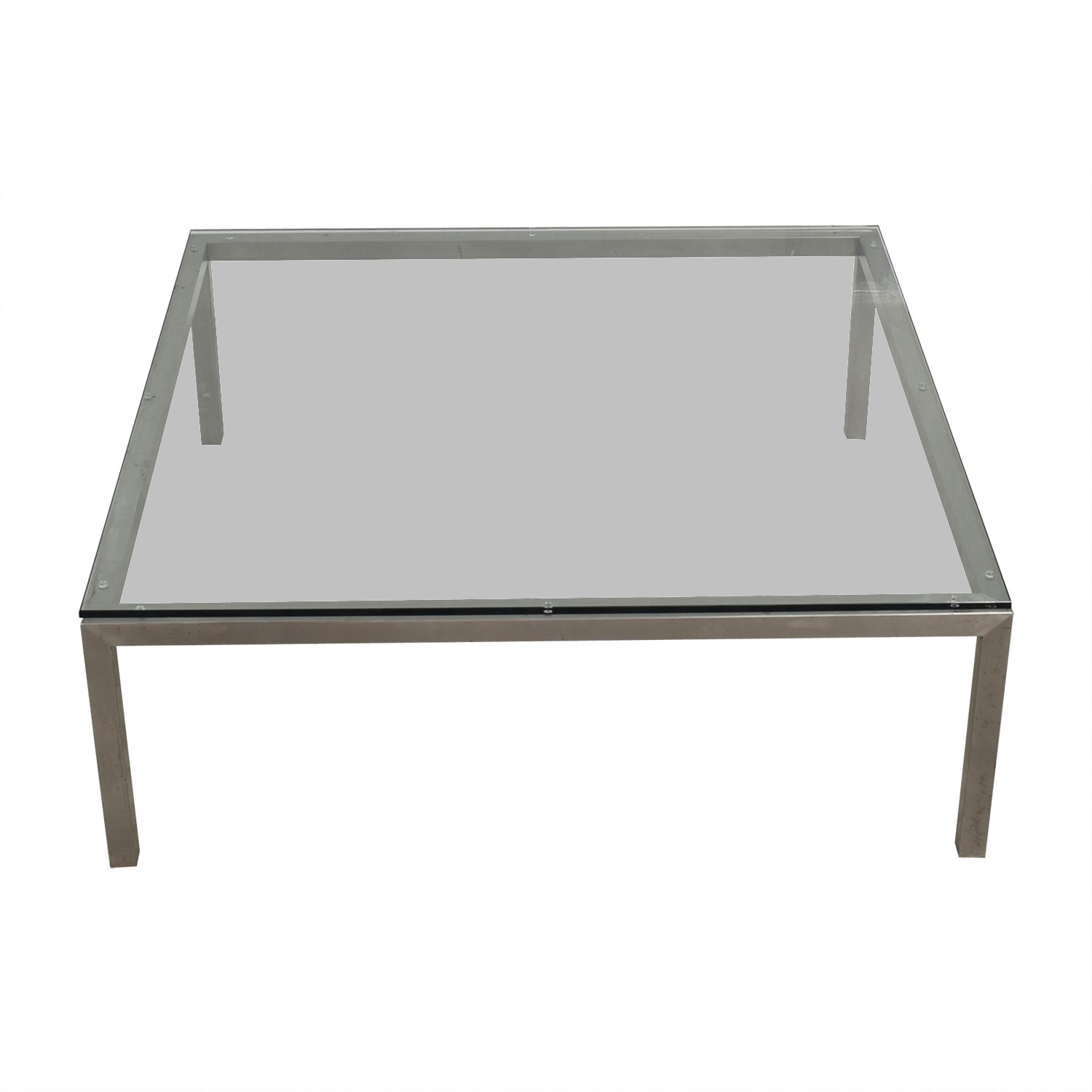 shop Room & Board Room & Board Portica Glass Top Coffee Table online