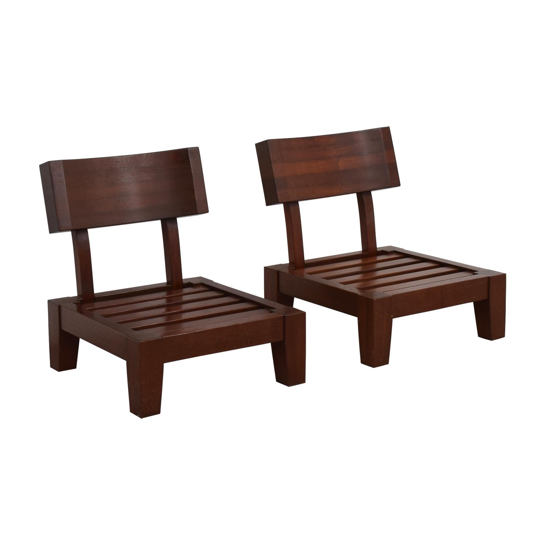 ... Mahogany Wood Sitting Chairs Discount ...