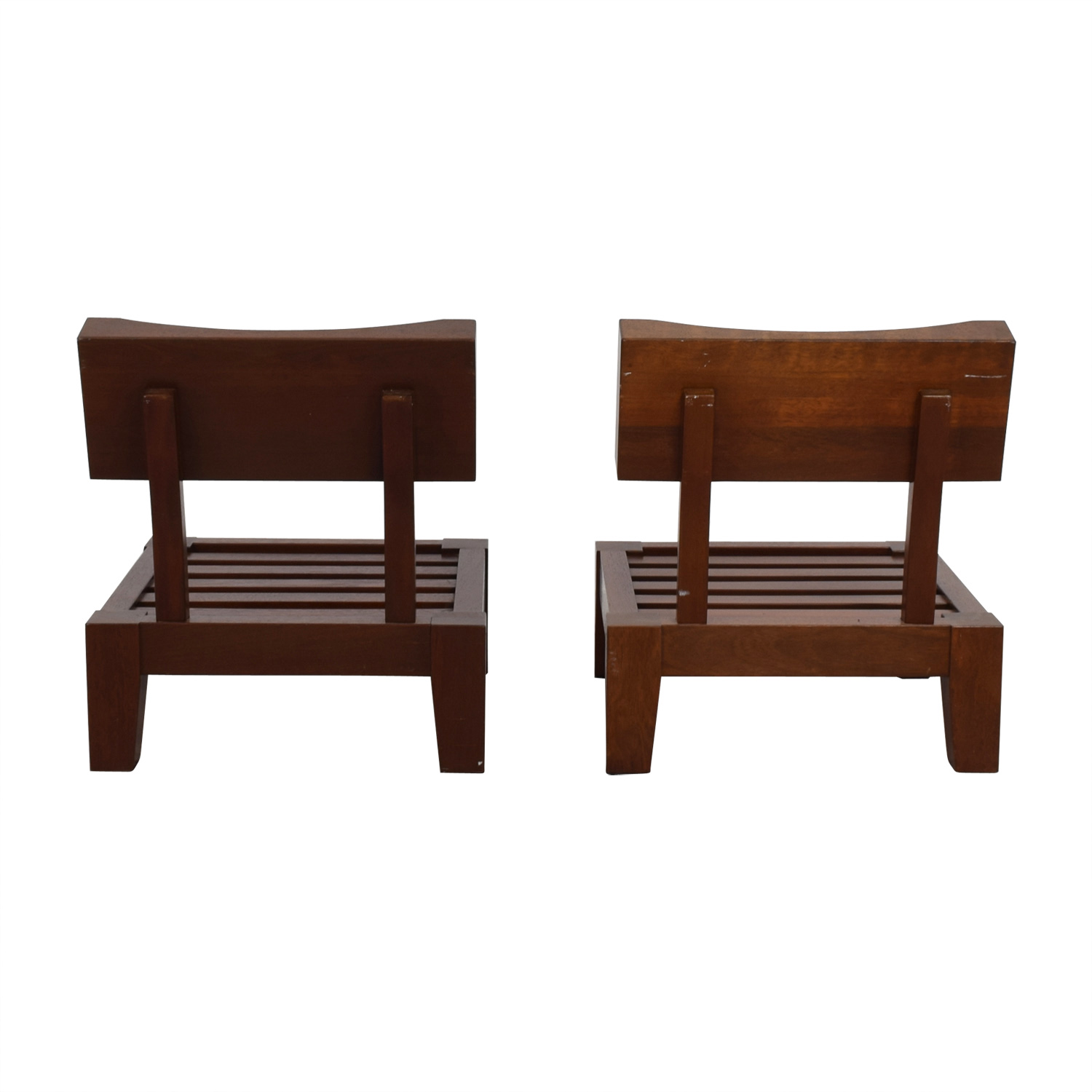 shop Mahogany Wood Sitting Chairs