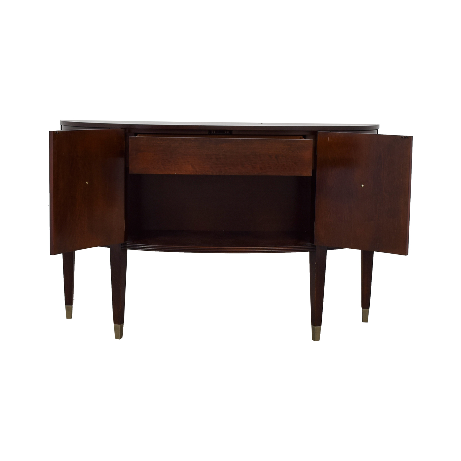 Ethan Allen Ethan Allen Wood Buffet Console Table used