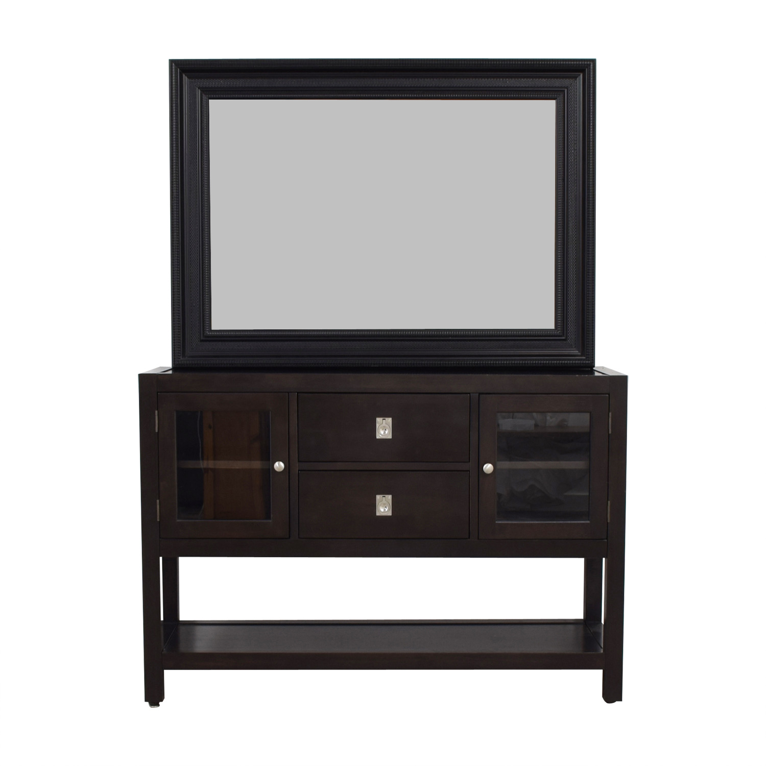 Modern Sideboard With Mirror used