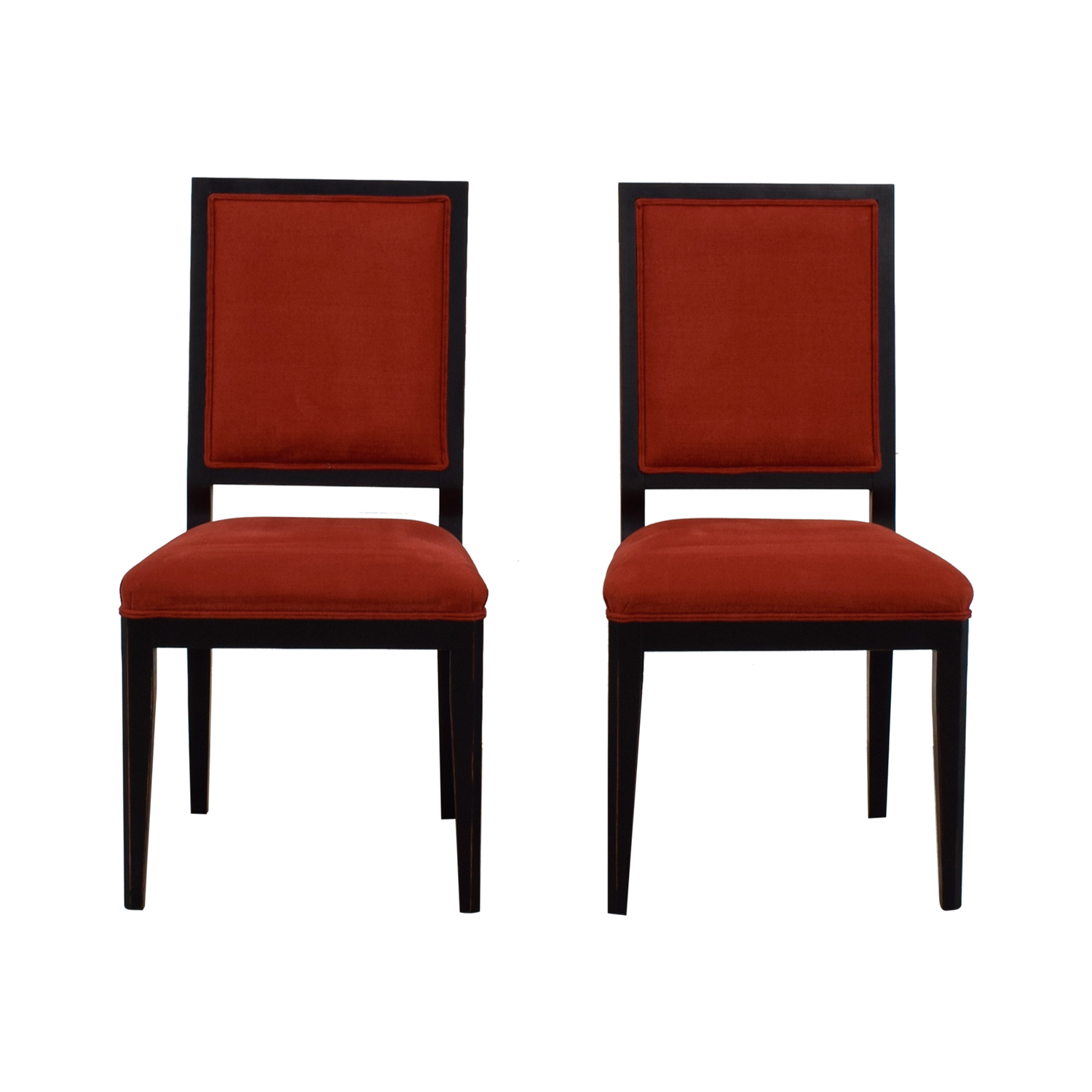 Buying and Design Red Upholstered Dining Chairs sale