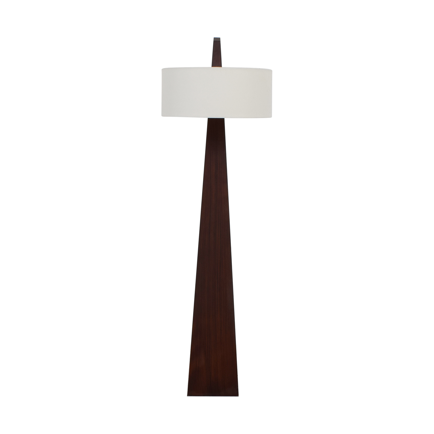 buy Nova Nova Wood Slab Floor Lamp online