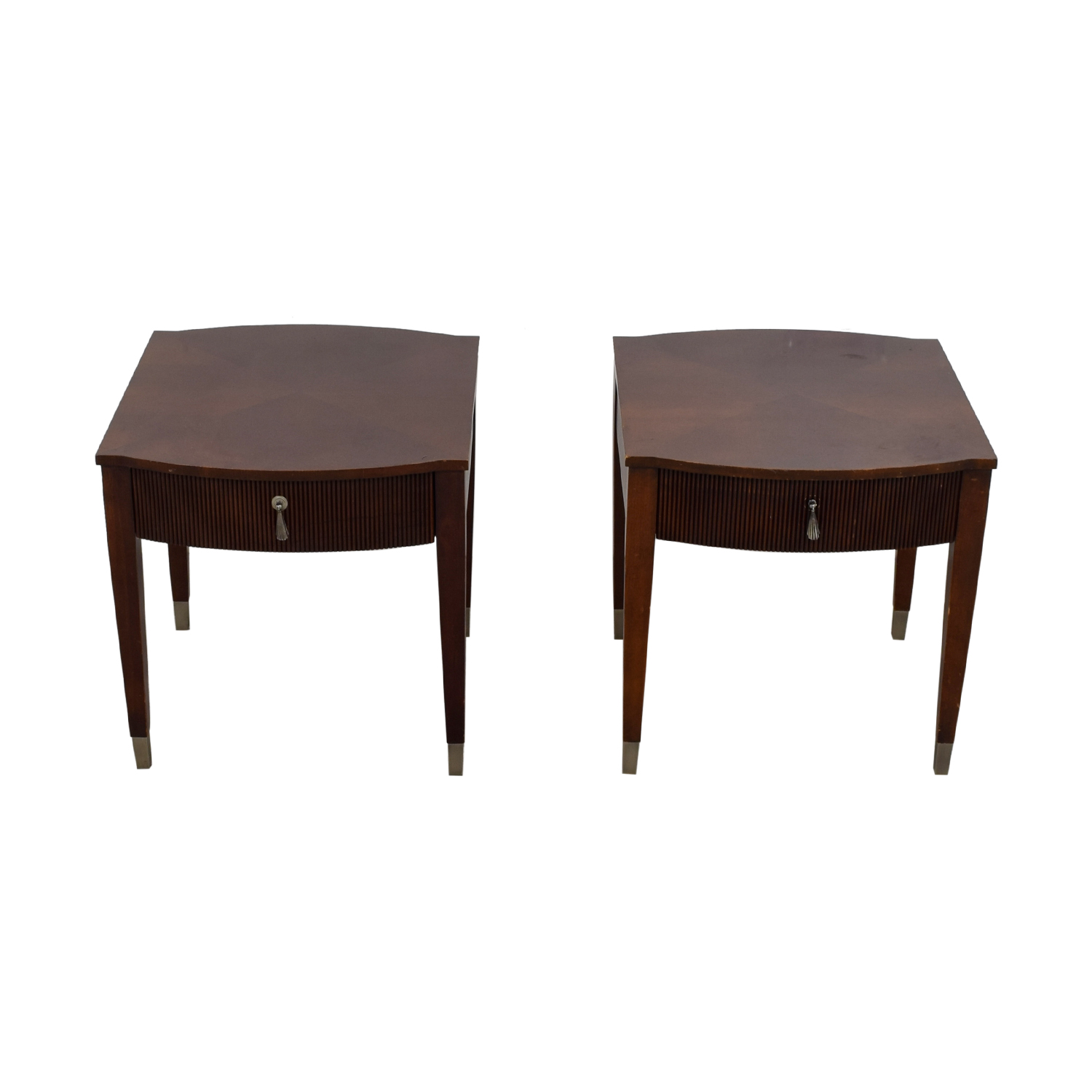 buy Ethan Allen Single Drawer End Tables Ethan Allen