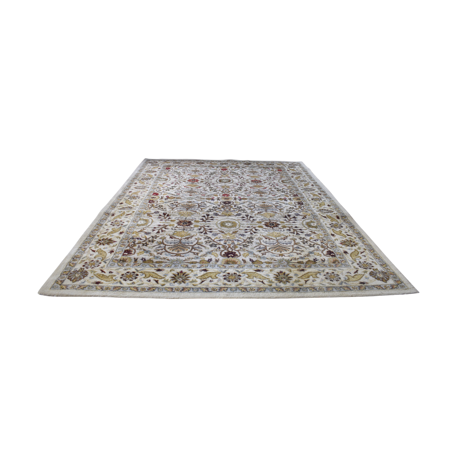 buy Home Decorators Collection Home Decorators Collection Beige Wool Rug online