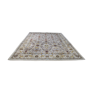 Home Decorators Collection Home Decorators Collection Beige Wool Rug for sale