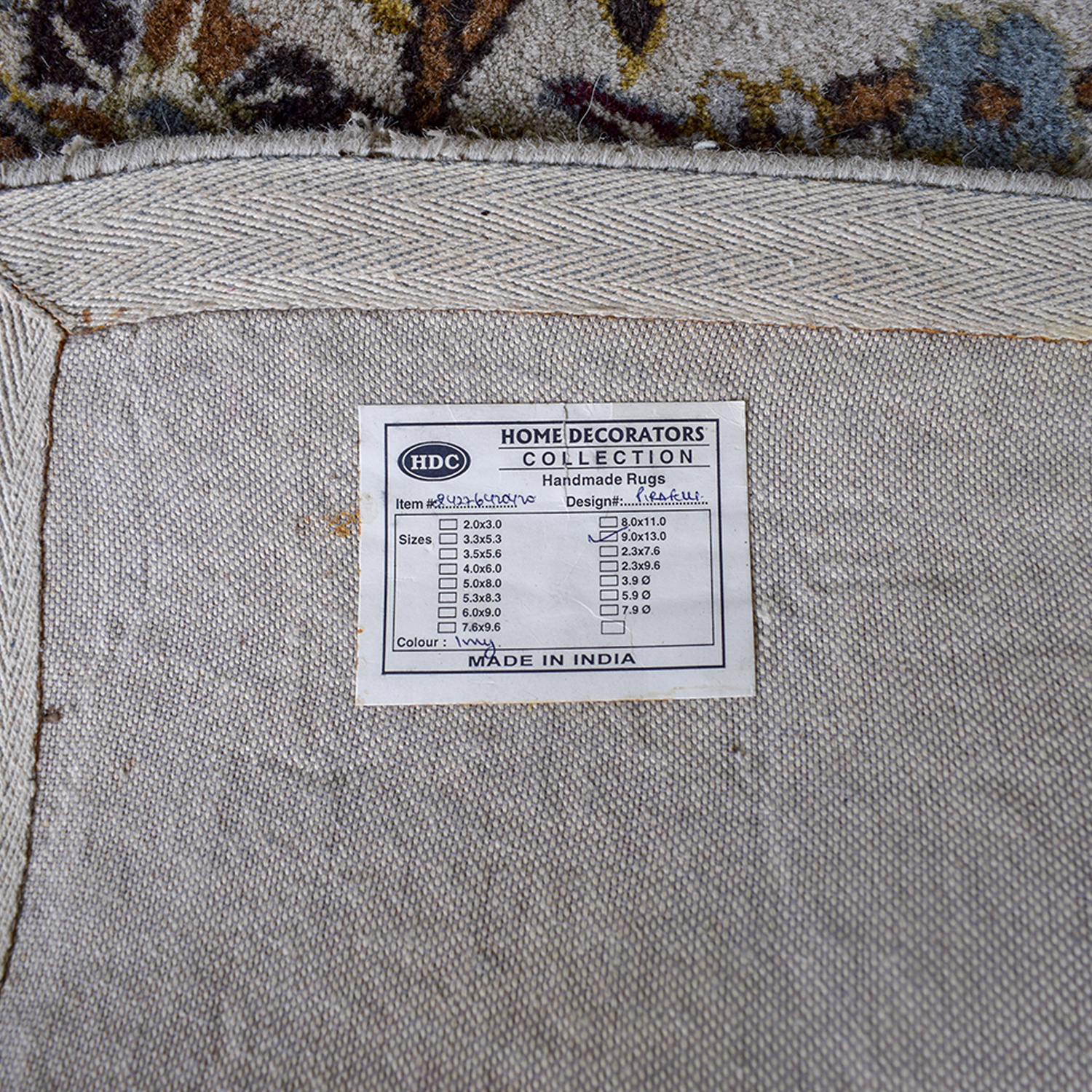 90 Off Home Decorators Collection Home Decorators Collection Beige Wool Rug Decor