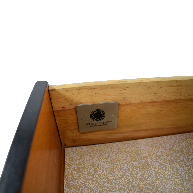 Martha Stewart Bernhardt Brown Eleven Drawer Dresser / Dressers