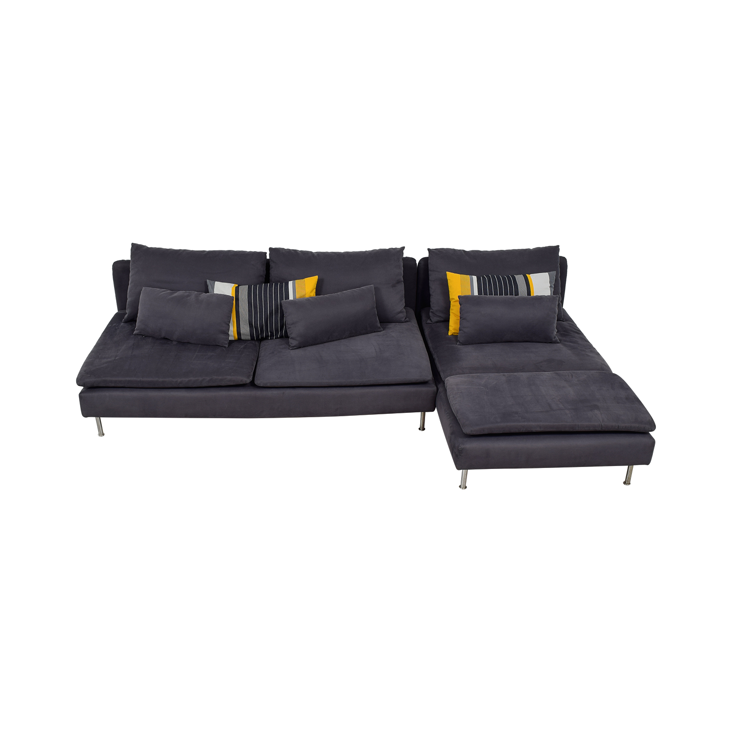 buy IKEA Soderhamn Sectional with Chaise IKEA