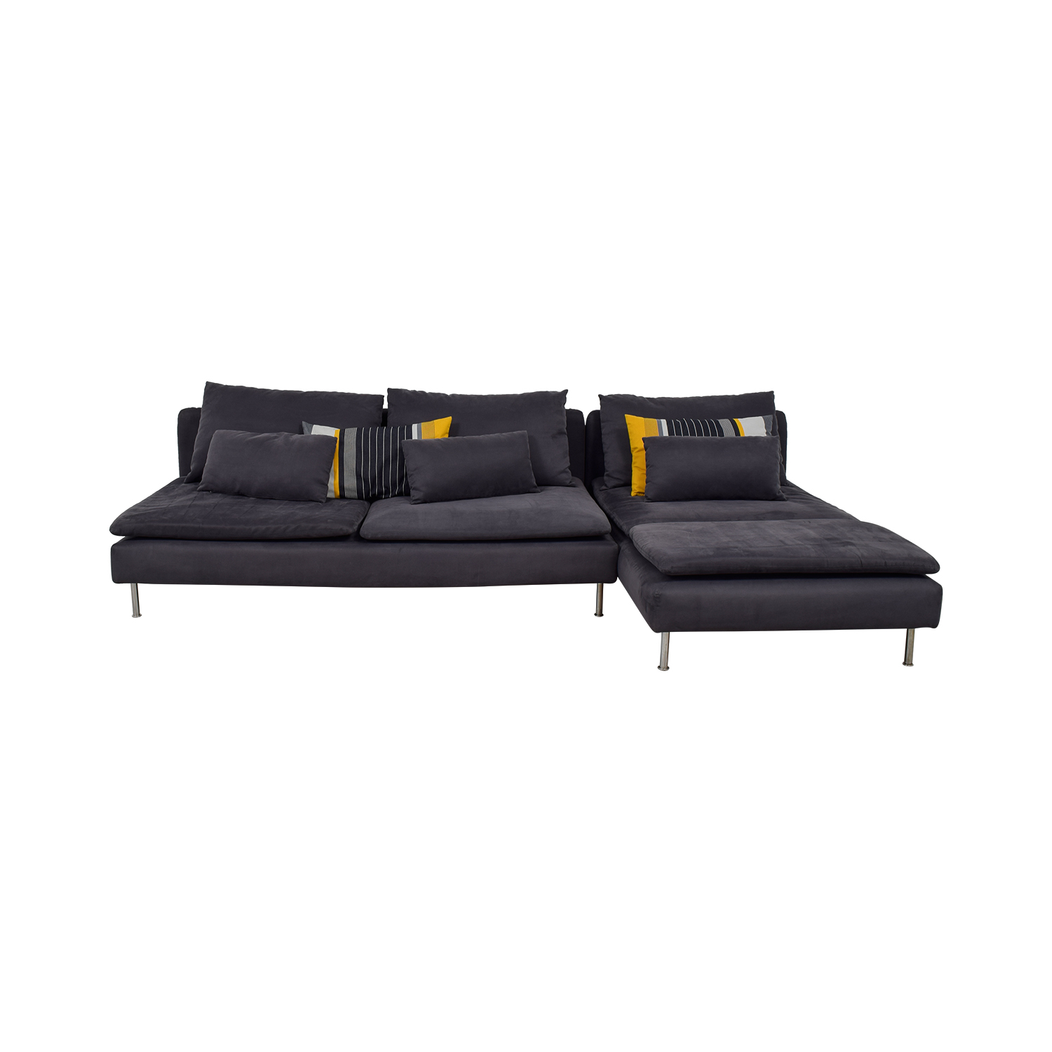 43% OFF - IKEA IKEA Soderhamn Sectional with Chaise / Sofas