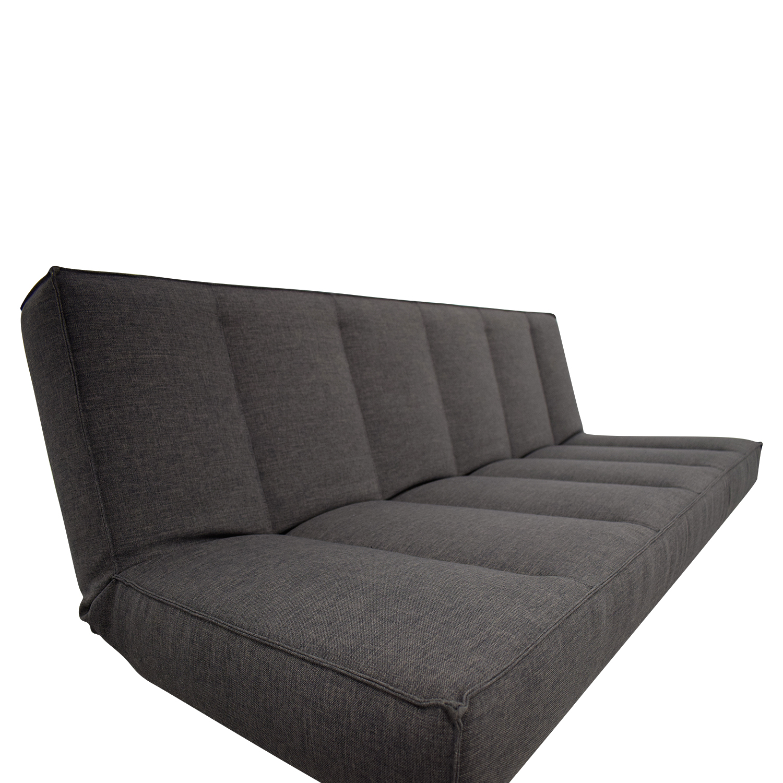 CB2 CB2 Flex Gravel Convertible Sofa used
