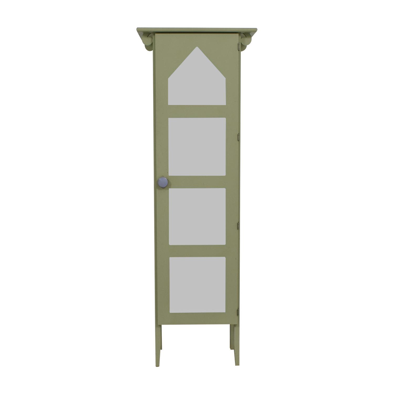 shop Maine Cottage Green Cabinet Maine Cottage Storage