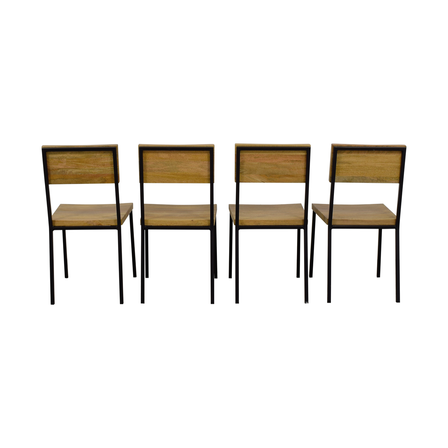 West Elm West Elm Rustic Dining Chairs price