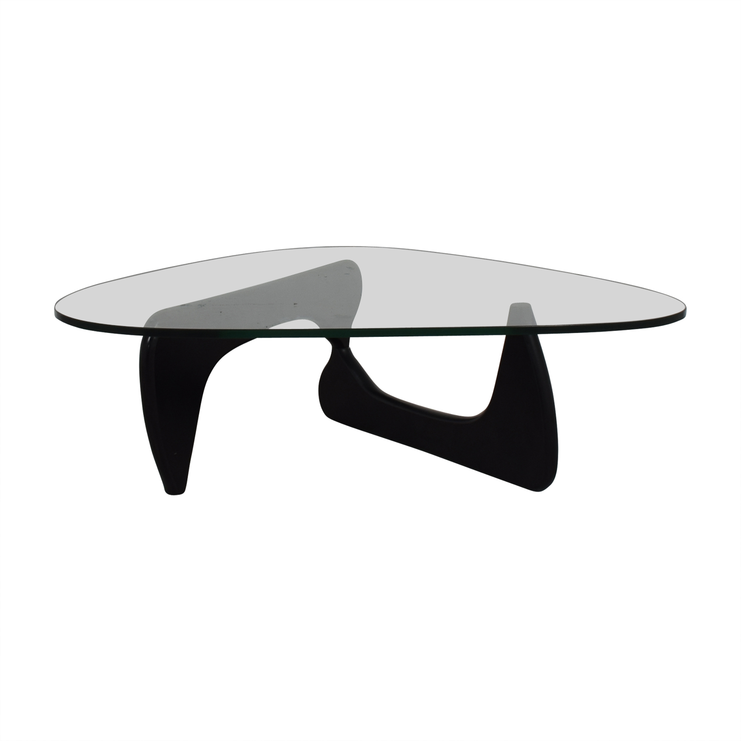 Superbe Buy Reproduction Noguchi Style Glass Coffee Table