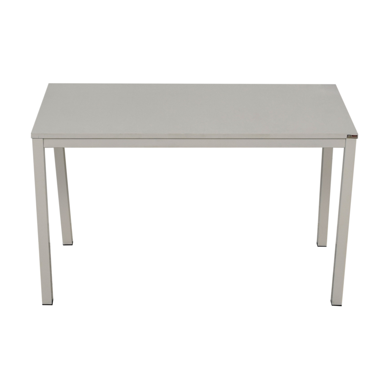 Need Need White Office Desk dimensions