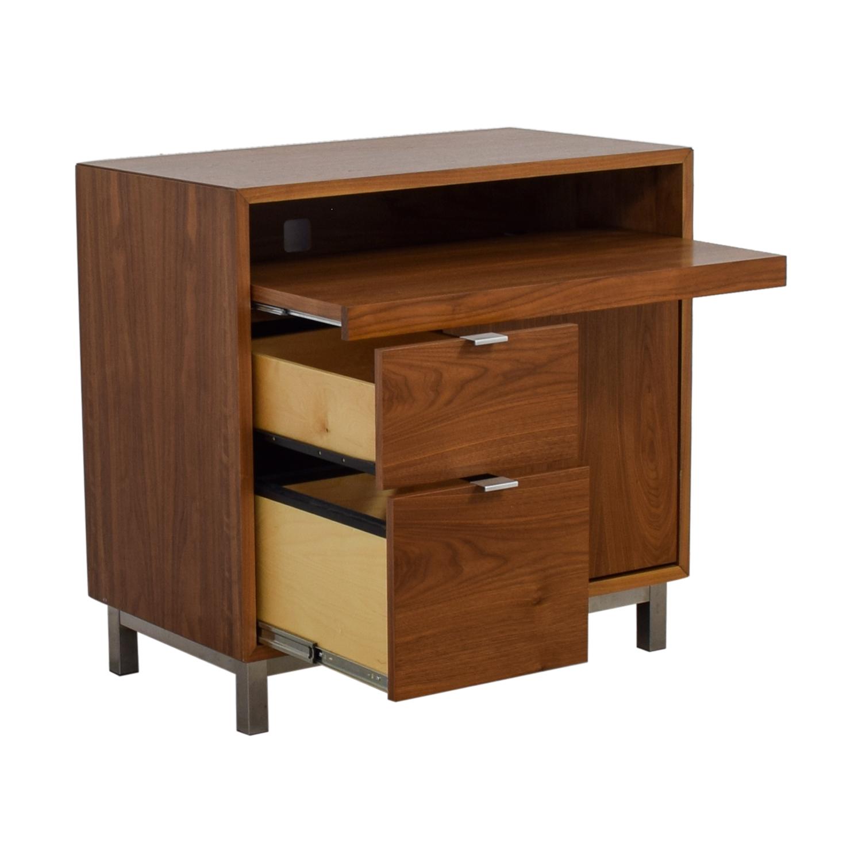 buy Room and Board Room & Board Copenhagen Office Cabinet online