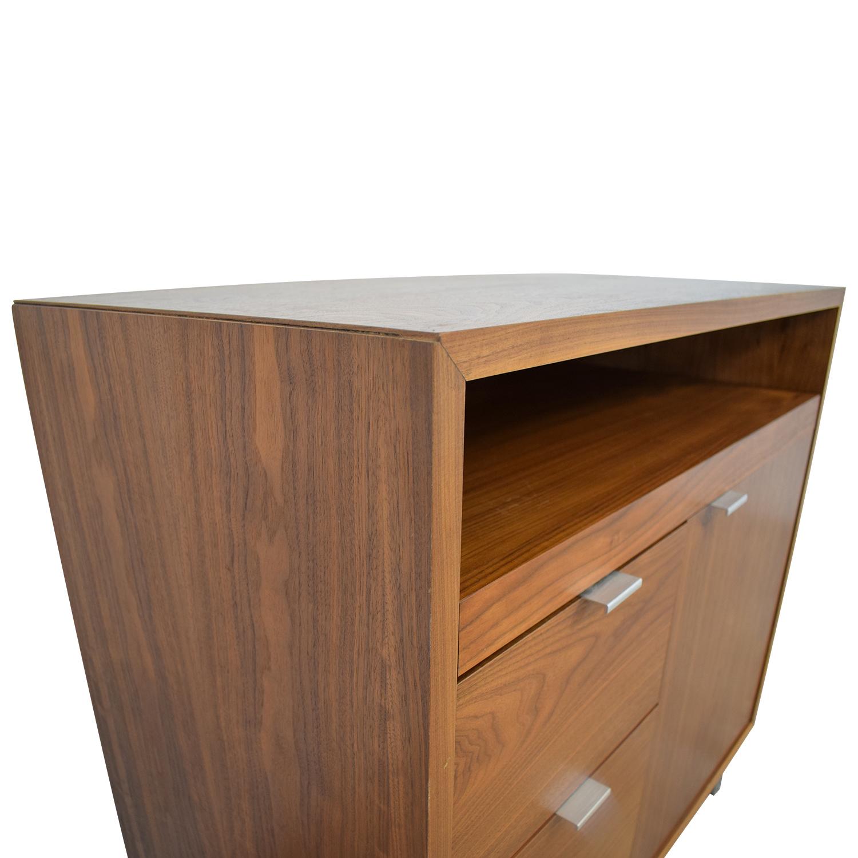 Room and Board Room & Board Copenhagen Office Cabinet Cabinets & Sideboards