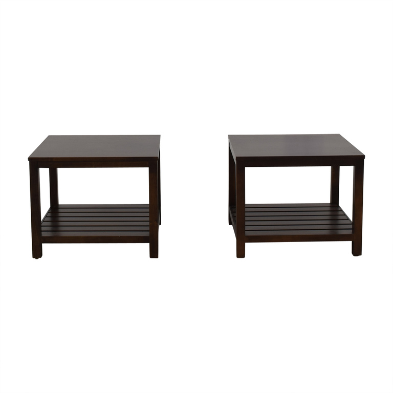 Ethan Allen Ethan Allen Bunching Tables nyc