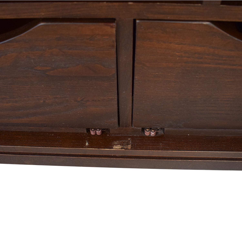 Ethan Allen Ethan Allen Two-Drawer TV Cabinet
