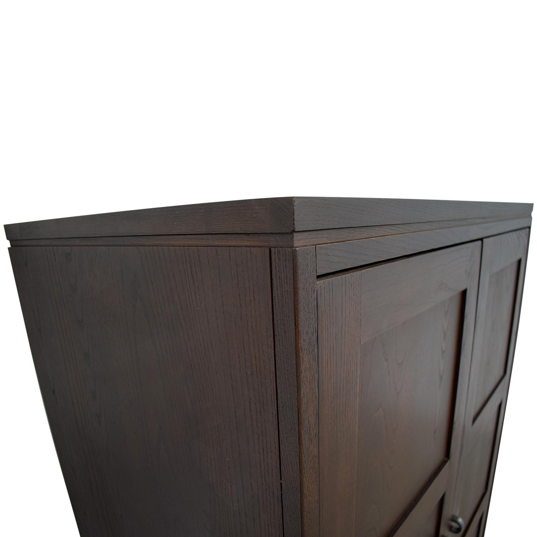 shop Ethan Allen Ethan Allen Two-Drawer TV Cabinet online