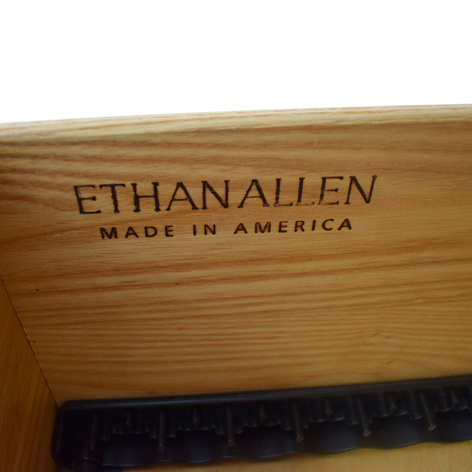 Ethan Allen Ethan Allen Two-Drawer TV Cabinet on sale